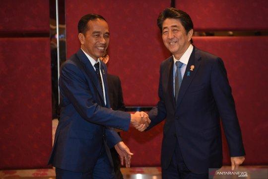 Pertemuan bilateral Indonesia - Jepang