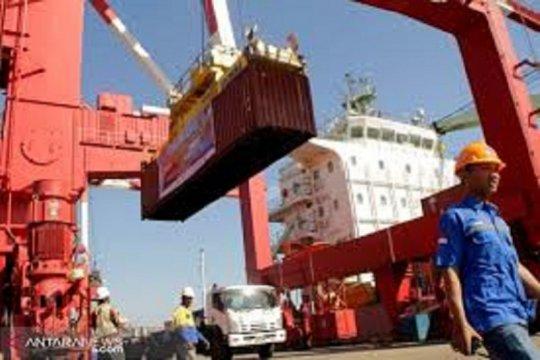 Presiden Jokowi ingatkan agar tak cepat puas dengan capaian ekspor