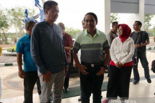 Dispora Surabaya: Ada miskomunikasi saat kunjungan Menpora ke GBT