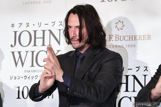 """Dua filmnya tayang, 21 Mei 2021 jadi """"Hari Keanu Reeves"""""""