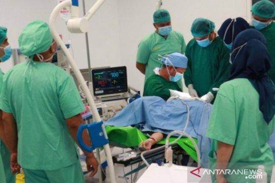 RS Ainun Habibie mulai layani operasi ortopedi
