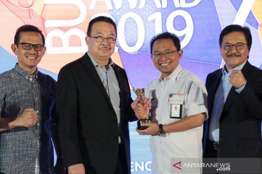 BGR Logistics raih penghargaan pada BUMN Branding & Marketing Award