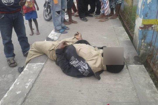 """Polisi kejar penyebar hoaks """"Indonesia racuni penduduk Papua"""""""