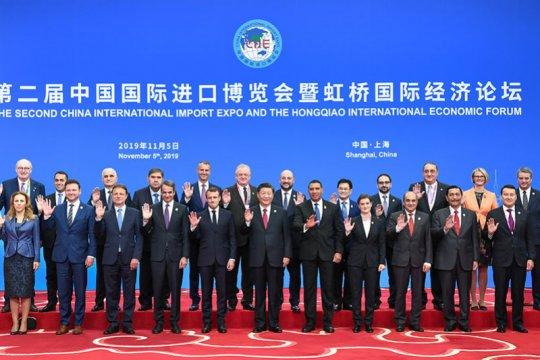 Presiden China serukan lawan proteksionisme dan unilateralisme