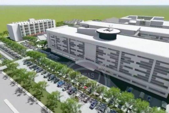 Wagub : Tahapan pembangunan RS Ainun terus berjalan