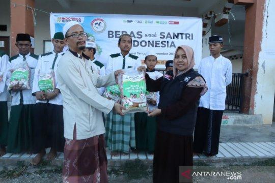 Peduli pondok pesantren, ACT Sulawesi Tengah bantu dua ton beras