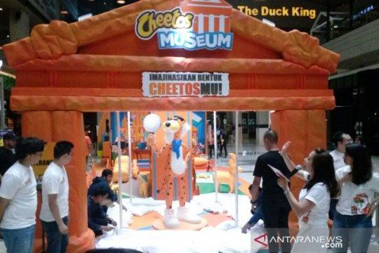 Cheetos museum pertama hadir di Indonesia