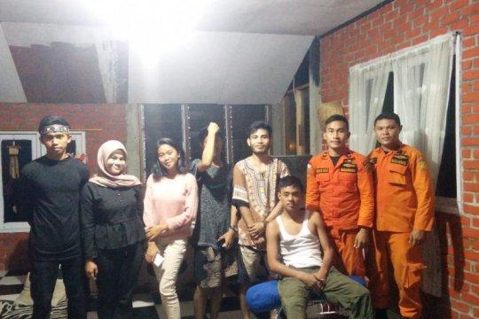 Tim Basarnas selamatkan pendaki Gunung Gamalama