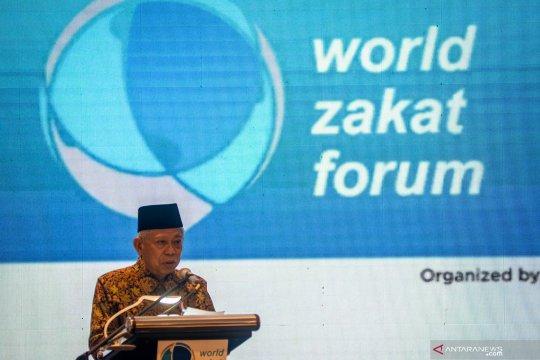 Potensi zakat Indonesia diprediksi Rp230 triliun, sebut Wapres