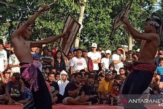 Ratusan petarung ikut Peresean Lombok