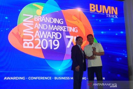 Bulog raih dua penghargaan dalam Branding and Marketing Award 2019