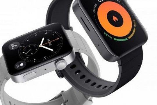 Xiaomi resmi luncurkan Mi Watch, mirip Apple Watch