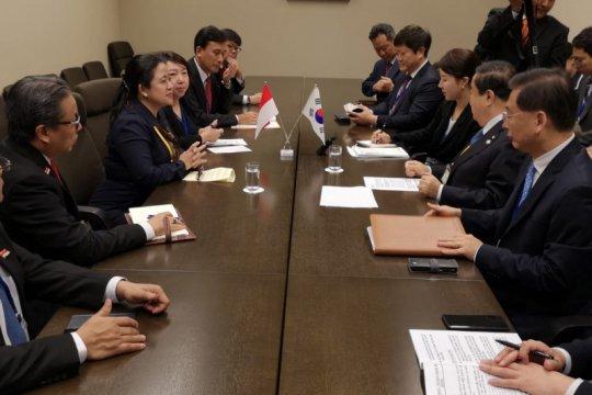 Ketua DPR dukung terwujudnya stabilitas di Semenanjung Korea