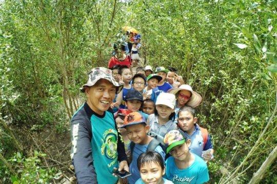 Raja Fajar Azansyah dibalik hadirnya Ekowisata Mempawah Mangrove Park