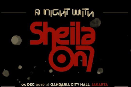 Sheila On 7 gelar konser tunggal penutup tahun