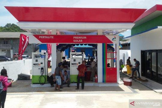 Pemkab Wondama harapkan Pertamina percepat pembangunan SPBU