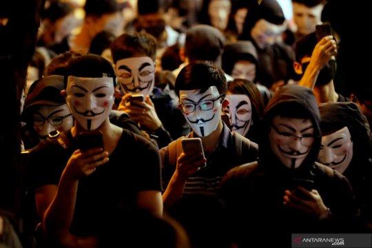 Pejabat: China dukung tindakan tegas atas akar protes Hong Kong