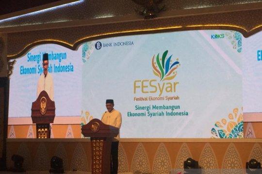 Bank Indonesia jadikan ekonomi syariah sumber pertumbuhan baru