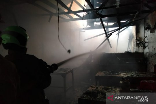 Kebakaran Petamburan diduga berasal dari ledakan Warung Soto
