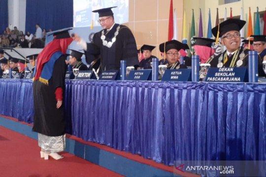 Dewan Pembina Alumni IPB nyatakan beruntung kuliah di IPB