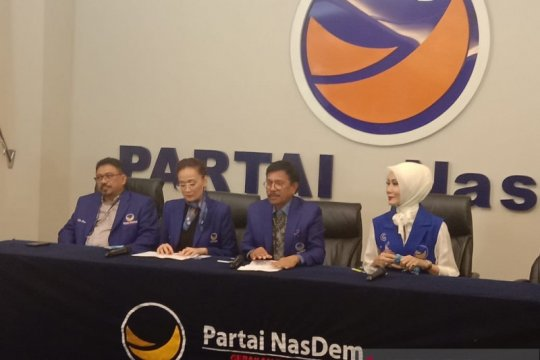 Anies Baswedan akan buka Kongres II NasDem