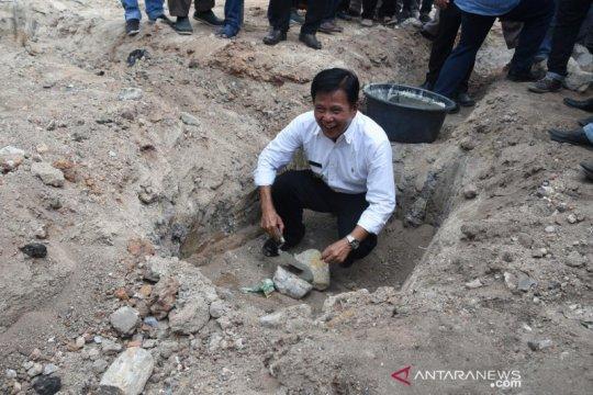 Pemkab Bangka Tengah bantu pembangunan rumah gadang perantau Minang