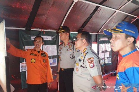 Tim SAR masih lakukan pencarian tiga WNA hilang di perairan Banten