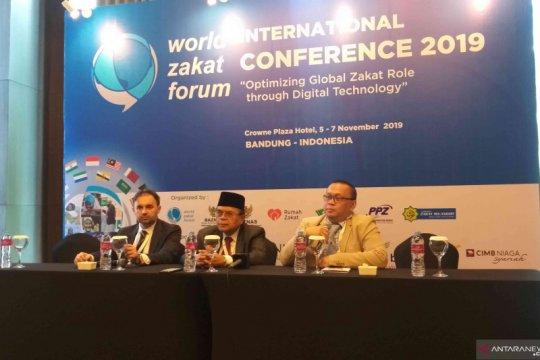 Sejumlah resolusi disepakati pada World Zakat Forum 2019