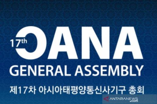 Sidang Umum OANA, Presiden Korsel terima Direktur Pemberitaan ANTARA