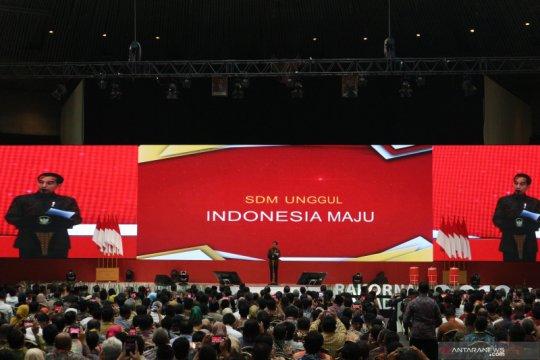 Jokowi marah masih ada tender konstruksi dua bulan jelang akhir tahun
