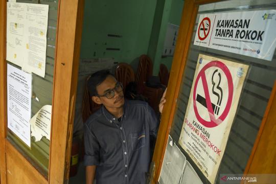 Anies serukan pengelola gedung bina kawasan larangan merokok