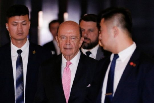 AS masukkan 11 perusahaan China dalam daftar hitam karena isu Uighur