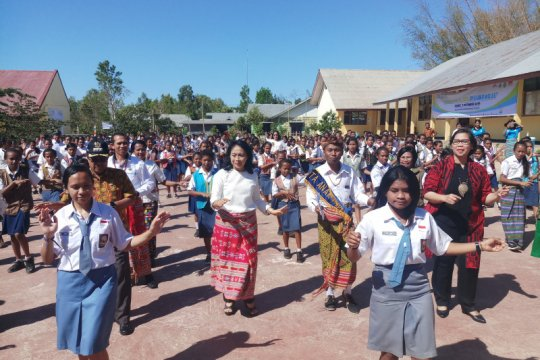 Menteri Bintang minta organisasi perempuan berdayakan perempuan