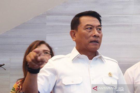 Moeldoko nilai Wakil Panglima tak timbulkan dualisme kepemimpinan
