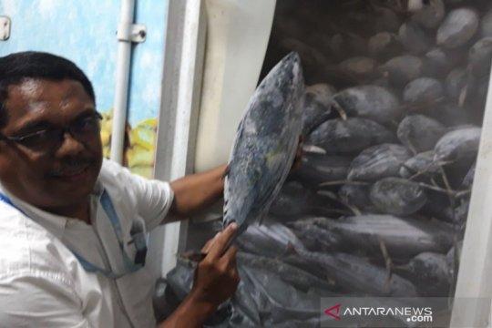 Perinus gandeng Grab Mart pasarkan produk ikan beku