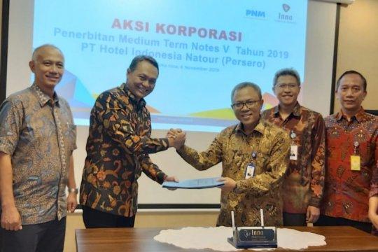 Gandeng PNM, Hotel Indonesia Natour terbitkan MTN Rp45 miliar