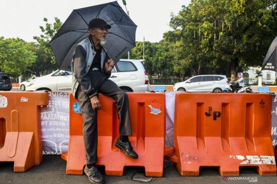 Aksi kamisan ke-609 tuntut penyelesaian tragedi Semanggi I