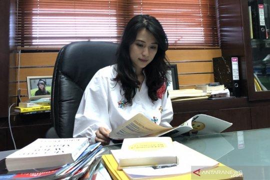 Sri Mulyani, idola rektor termuda Indonesia Risa Santoso
