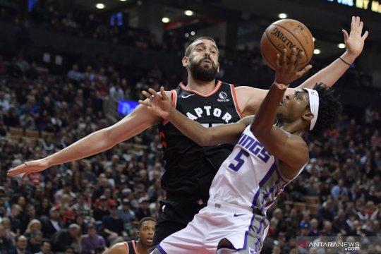 NBA: Toronto Raptors taklukan Sacramento Kings 124-120