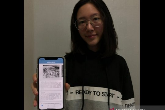 Siswi SMA ciptakan aplikasi informasi bahaya plastik