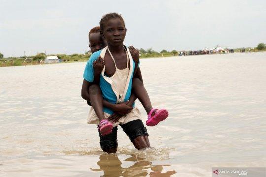 Wapres Sudan Selatan dan istri positif virus corona