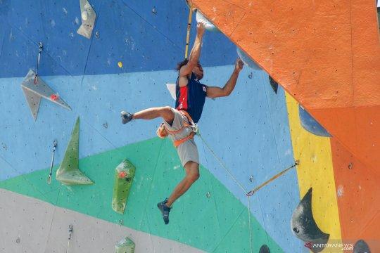 Kejuaraan Panjat Tebing Asia 2019: Kualifikasi nomor Lead Putra
