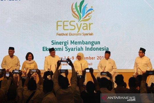 Festival Ekonomi Syariah Surabaya 2019 catat transaksi Rp19,26 triliun