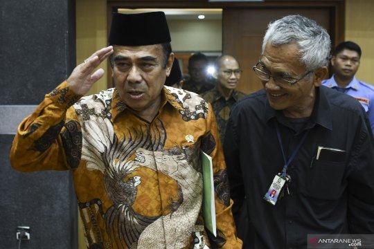 Raker Menteri Agama dengan Komisi VIII