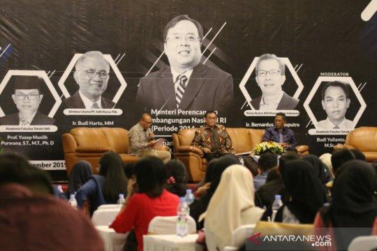 Menggeber janji kampanye Jokowi wujudkan Indonesia sentris