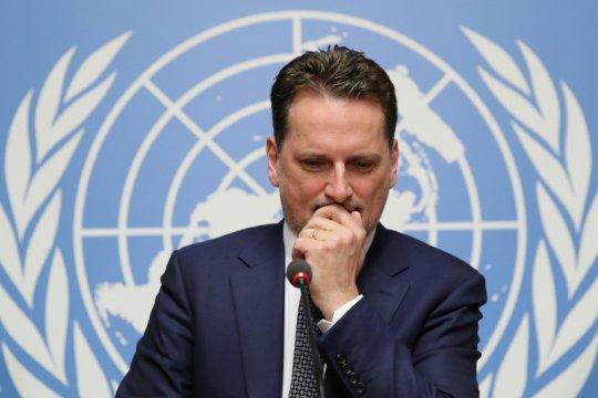 Mantan kepala badan PBB untuk pengungsi Palestina bantah penyelewengan