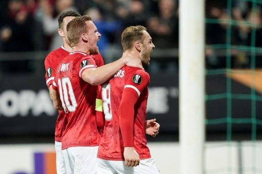 Alkmaar masih tak terkalahkan, bantai Astana 5-0