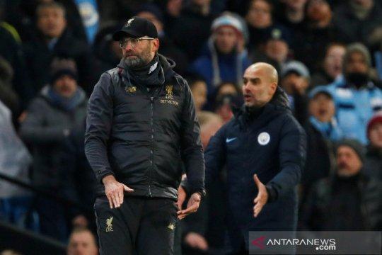 Jadwal Liga Inggris: Liverpool vs Man City, laga awal penentuan juara