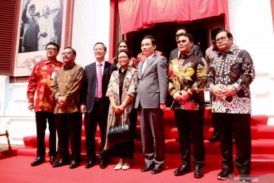 Indonesia, Vietnam peringati 60 tahun kunjungan Soekarno, Paman Ho