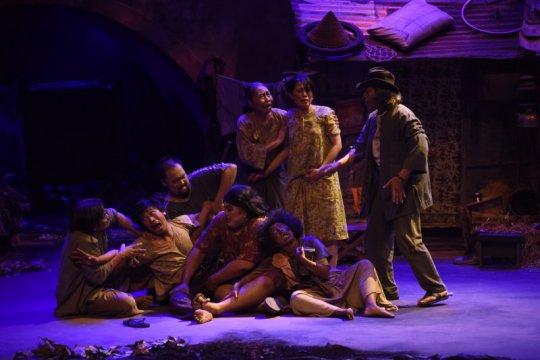"""Teater Koma pentaskan """"J.J Sampah-Sampah Kota """" versi masa kini"""